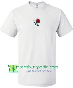 Red Rose Asap XO T Shirt Maker Cheap