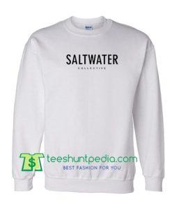Saltwater Collective Sweatshirt Maker Cheap