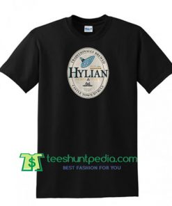 Traditionally brewed hylian heroes stout castle town hyrule shirt Maker Cheap