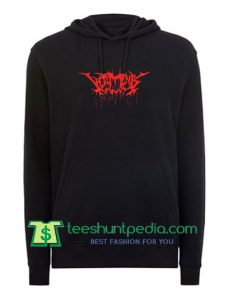 Vetements Metal Hoodie Maker Cheap