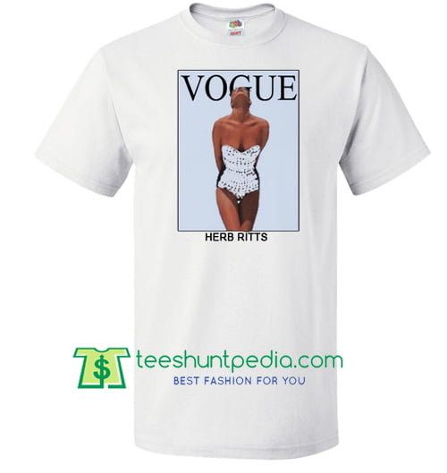 501dc380 Vogue Herb Ritts T Shirt Maker Cheap from teeshuntpedia.com