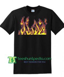 Vintage Flames Shirt Maker Cheap
