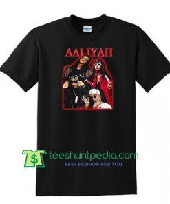 Aaliyah 1979-2001 T Shirt Maker Cheap