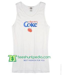 Cherry Coke Tank Top Maker Cheap
