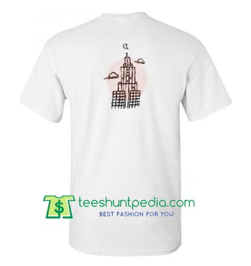 City At Night T Shirt Maker Cheap