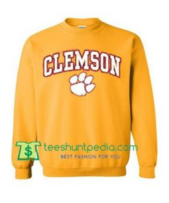 Clemson Sweatshirt Maker Cheap
