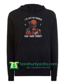 I've lost my number can I have yours hoodie Maker Cheap