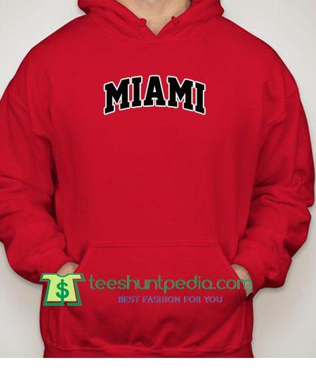 Miami Hoodie Maker Cheap