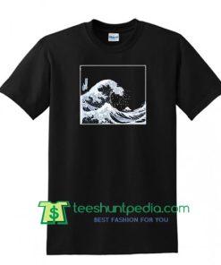 Ocean Wave T Shirt Maker Cheap