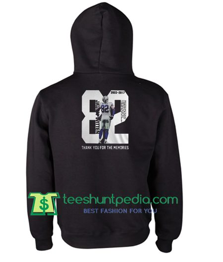 Official Jason Witten 82 thank Hoodie
