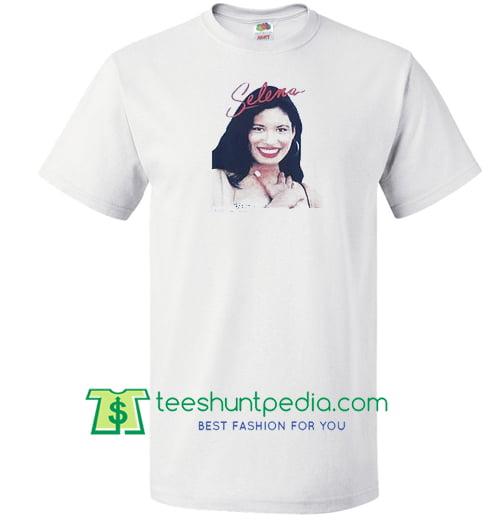 Selena Quintanilla T Shirt Maker Cheap