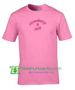 Strawberry Milk T Shirt Maker Cheap