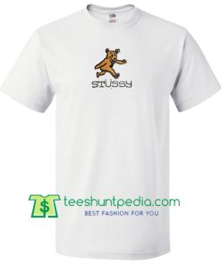 Stussy WMNS Bear T Shirt Maker Cheap