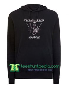 Terminator fuck you Asshole Hoodie Maker Cheap