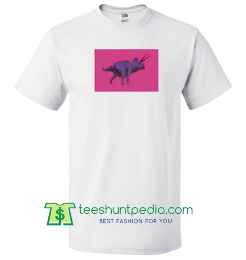 Triceratops Dinosaur T Shirt Maker Cheap