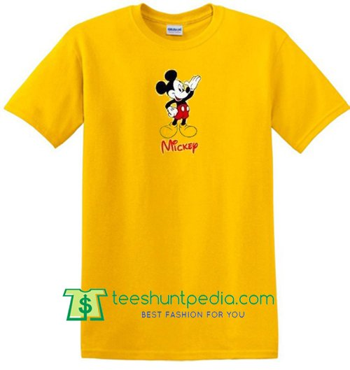 Walt Disney Mickey Mouse T Shirt Maker Cheap
