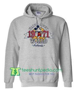 Walt Disney World 1971 Hoodie Maker Cheap