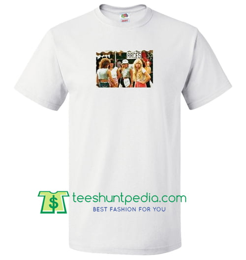 1980s Fashion for Teenage Girls T Shirt Maker Cheap
