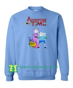 Adventure Time Sweatshirt Maker Cheap