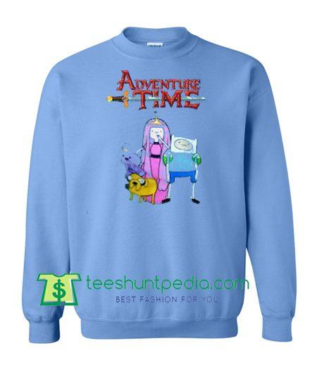 Adventure Time Sweatshirt Maker Cheap