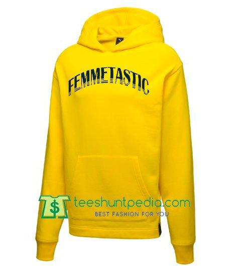 Femmetastic Hoodie Maker Cheap