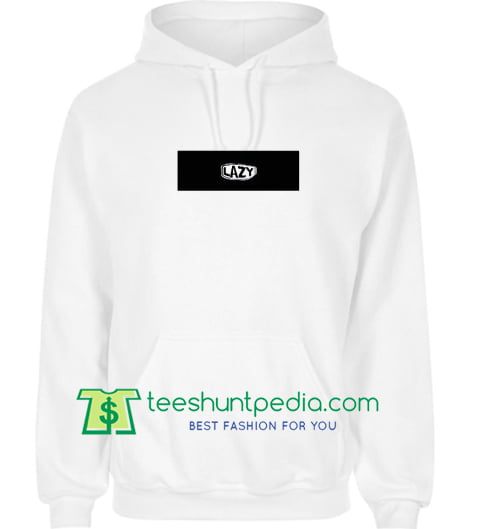 Lazy Graphic Hoodie Maker Cheap