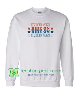 Ride On Star Sweatshirt Maker Cheap