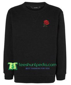 Rose Sweatshirt Maker Cheap