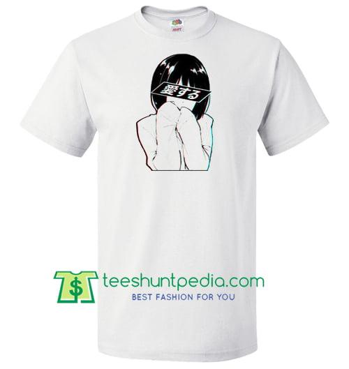Sad Japanese Anime T Shirt Maker Cheap