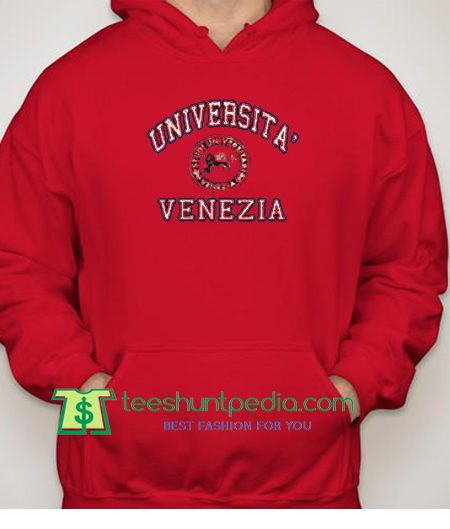Universita Venezia Hoodie Maker Cheap
