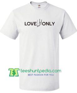 Love Only Original Song for Camila Cabello, Camila Cabello Shirt Maker Cheap