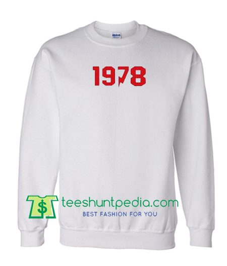 1978 Sweatshirt Maker Cheap