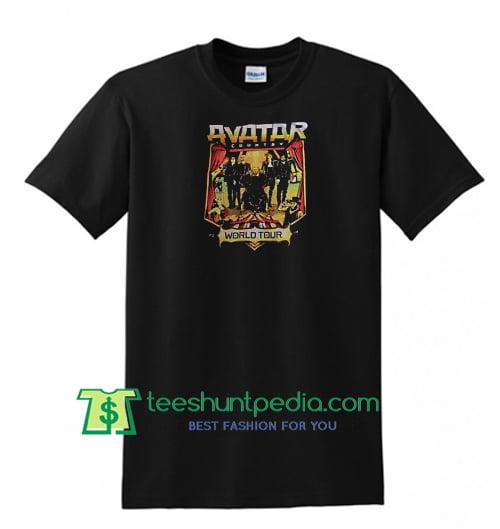 AVATAR Band Metal Avatar Country Event Shirt Maker Cheap