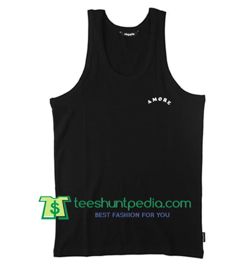 Amore Tank Top Maker Cheap