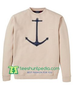 Anchor Sweatshirt Unisex Shirt Maker Cheap
