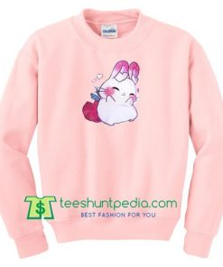 Angel Bunny Light Sweatshirt Maker Cheap