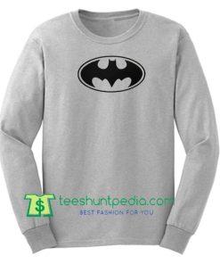Batman Logo Sweatshirt Unisex Adult Size S to 3XL Maker Cheap