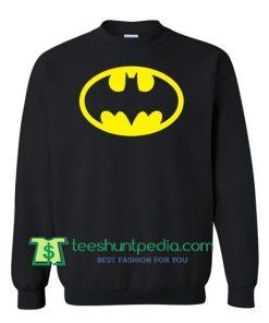 Batman Logo Sweatshirt Maker Cheap