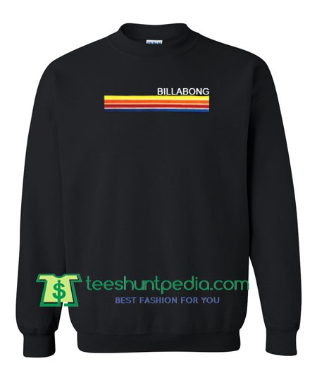 Billabong Rainbow Sweatshirt Maker Cheap