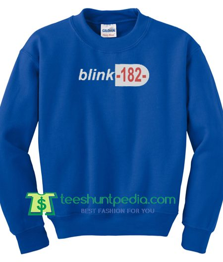 Blink 182 Sweatshirt Maker Cheap