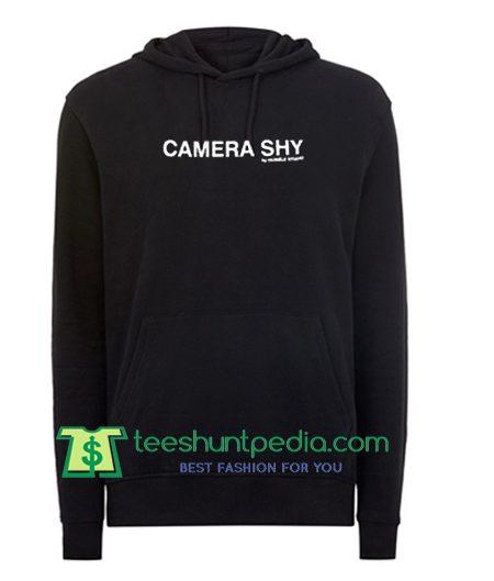 CAMERA SHY Hoodie Maker Cheap