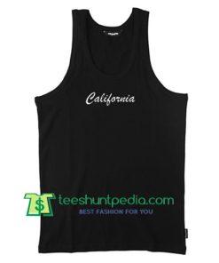 California Tank Top gift shirt unisex tees Maker Cheap