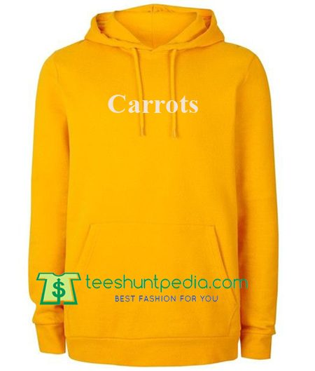 Carrots Chamomile Hoodie Maker Cheap