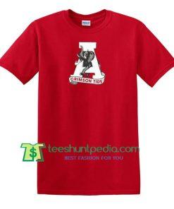 Classic Alabama Crimson Tide T Shirt Maker Cheap