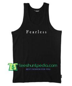 Fearless Tanktop gift tanktop shirt Maker Cheap