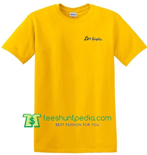 Los Angeles T Shirt Maker Cheap