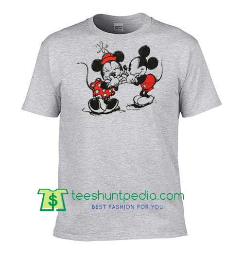 Mickey And Minnie Disney T Shirt Maker Cheap T Shirt Maker Cheap