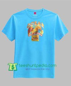 Ocean Earth Keep It Clean T Shirt Maker Cheap