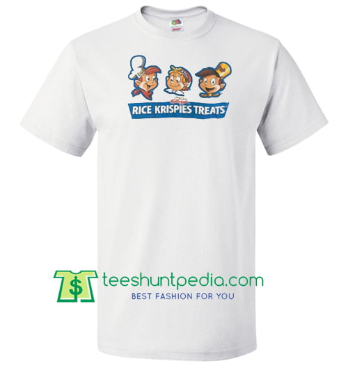Rice Krispies Treats T Shirt Maker Cheap