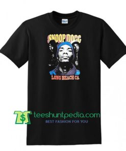 Snoop Dogg Long Beach CA Vintage T Shirt Maker Cheap